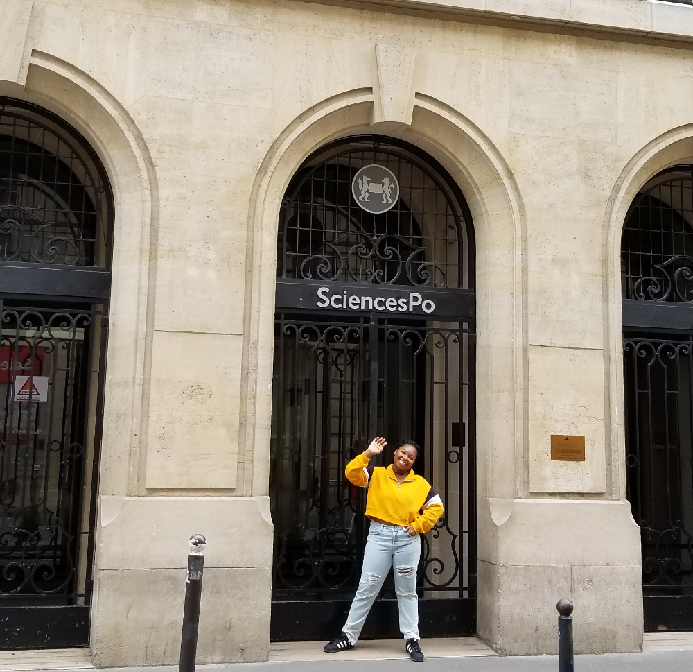 Paris - Sciences Po - Brown