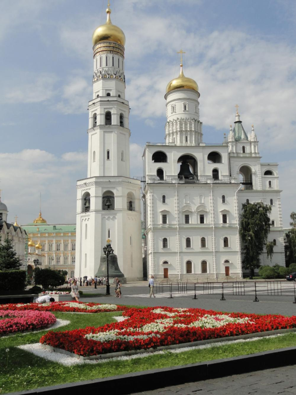 Moscow - Cathedral