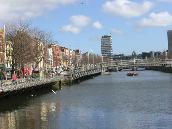 Dublin - Bridge