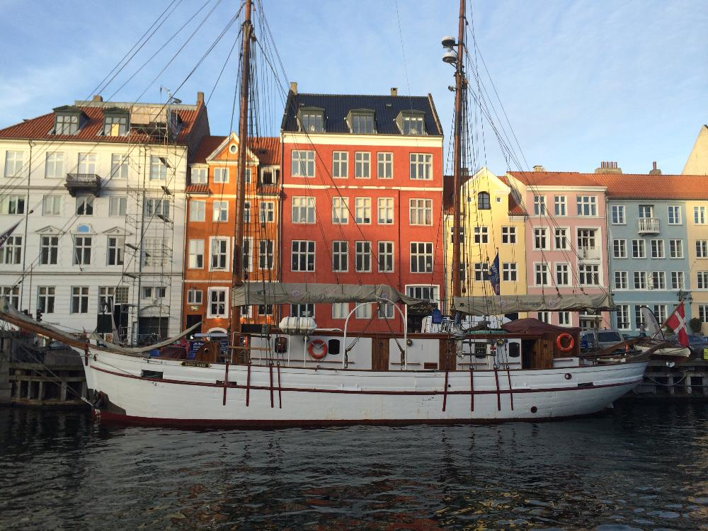 Colors of Nyhavn