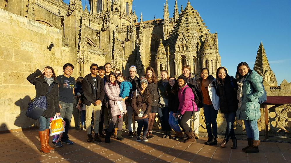 Salamanca - Cathedral Group