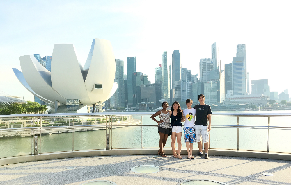 Singapore - SERIUS Group 2